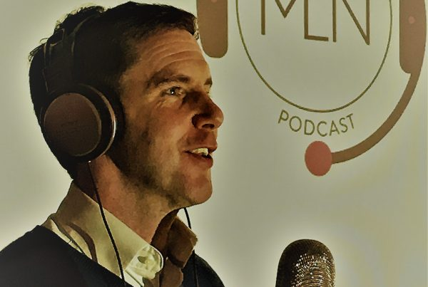MLN Podcast Launch Photo